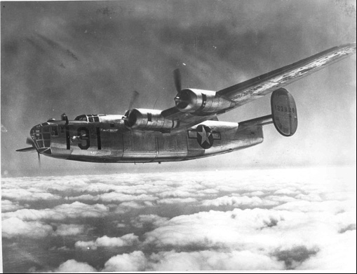 B-24 Liberator aircraft
